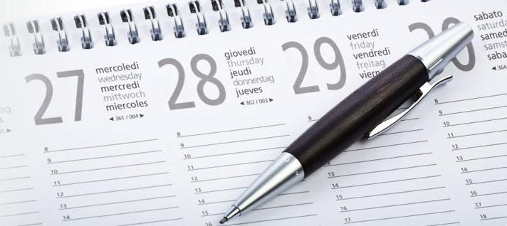 prenotazione calendario