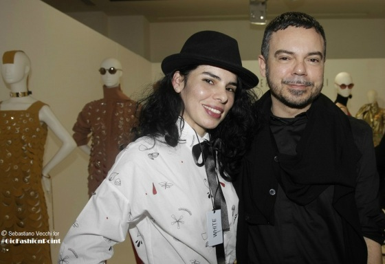 foto con Alberto Zambelli - GioFashionPoint