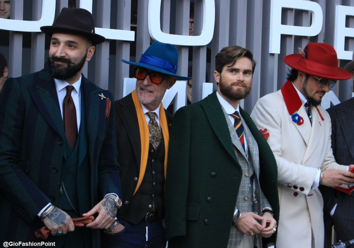PittiUomo93 - Photo by GioFashionPoint