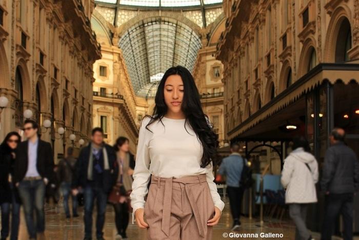 Galleria Vittorio Emanuele II by Giovanna Galleno